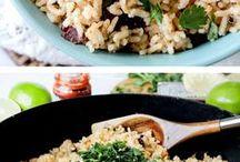 riiiiiight... I mean rice dishes yuuum