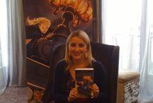 Rencontre avec Shannon Messenger (Gardiens des Cités perdues - Lumen Editions) à l'hôtel Westin 3 Rue de Castiglione 75001 Paris.