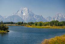 Travel: Wyoming / by Adam Lang