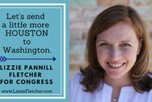 MY SISTER IS RUNNING FOR CONGRESS !!!!!! / Images for Lizzie Pannill Fletcher's congressional Campaign! http://www.lizziefletcher.org