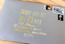 INSPIRE: INVITATIONS / Who needs wedding invitation inspiration? / by John Magnifico