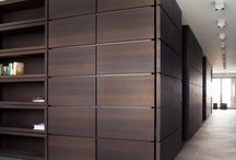 Paneles en madera