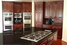 Chino Hills - Kitchen Cabinets