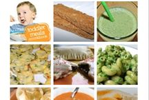 Toddler Recipes / by Emily Baumann