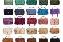 Handbags & Shoes / by Reena Haizam