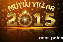 Yeni Yıl / Mutlu Yıllar :)
