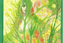Capas de Livros de SciFi de autoras mulheres