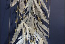 LACE листья / bobbing lace, leaves