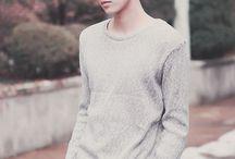 Korean Fashion Hair Hairstyles Sweaters