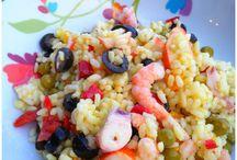 insalata di riso,pasta