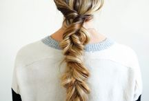 Hairinspo ♡ / #hair #hairstyle #haircolour #hairtechniques #ombre #balayage
