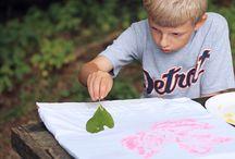 Childrens outdoor activities