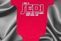 Star Wars Baby Bodysuit