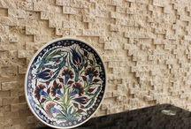 3D Traverten Mozaik