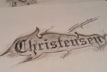 My sketches and designes
