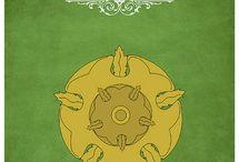 House Tyrell || got / 《Growing strong.》-House Tyrell of Highgarden