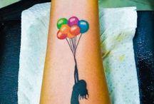 Tattoo / Ideen