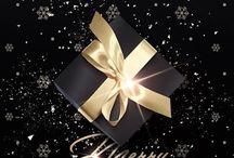 Merry & Happy Joulutoivotukset