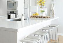 LIving places // Kitchens
