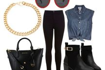 My Polyvore Creations - theramses / Outfits I create on Polyvore