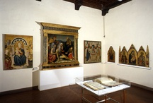 Civic and Diocesan Sacred Art Museum - Colle Val d'Elsa / The collection offers a broad overview of art produced in the Elsa Valley from the sixth to the twentieth centuries.