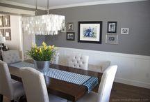 Dining room / by Katie Michalski