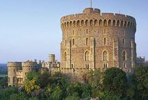 Castles in England / Worth a Visit / by Janet Linda Ellicott