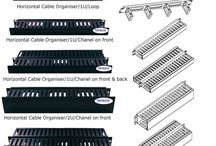 cable management rack / Cable management Solutions for all servers and server racks