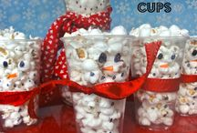 Kids christmas party ideas! / by Holly Schoenbauer