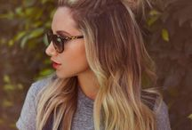 Amazing hair / Wanting a new hair style? Here's te perfect board for you!