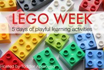 LEGO and Learning