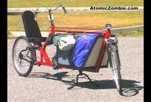 Cargo bike , motorcycles / My favorite bikes  / by Jon Running bear