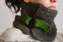 chrochet scarf