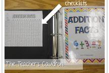 Math in Mrs. Reynolds' room _ Fact Fluency