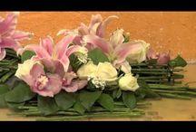идеи фоамиран ткань цветы холст