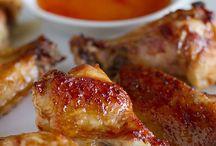 Wings / Thai Chicken Wings
