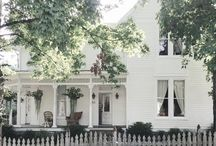 White Farmhouse...Someday