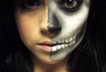 Halloween makeup  / by Bailey Barron