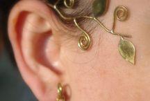 Ear cufs