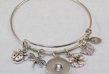 Stacks & Wraps of Bracelets / Bracelets, Bangles and Wraps to create Fashionable Stacks
