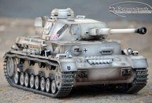 RC Panzer RC Tank Taigen Panzer 4 F2 Wintertarn / Hier sehen Sie Bilder unseres Profi Taigen Panzer 4 F2 Modells. Den Panzer finden Sie auf  www.heng-long-panzer.de