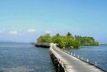 Pulau Osi Di kepulauan Maluku, Kabuaten Seram Bagian Barat / Merupakan salah satu Icon juga di Daerah Seram bagian Barat