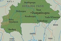 Burkina Faso / Burkina Faso is one of nine French-speaking countries in west Africa. Compassion began its ministry here in 2004 when the Child Sponsorship Program was started.
