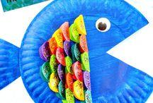 Preschool  crafts to make