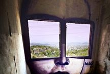 street art and graffiti