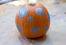 #Pumpkin Fun For Jordan / Great Ideas for decorating your pumpkins!