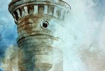 Pintura Faro