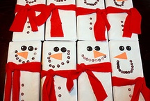 holiday crafts / by Becky Ralph-Wright