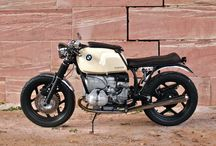 BMW R80RT Scrambler Build