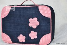 Bags patterns and tutorials / Laptop bags, Cell and Tablet covers , Hangbags anything bag related . Patterns and tutorials